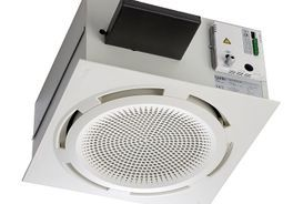 The Comfort Circle cassette unit ensures an ideal indoor climate