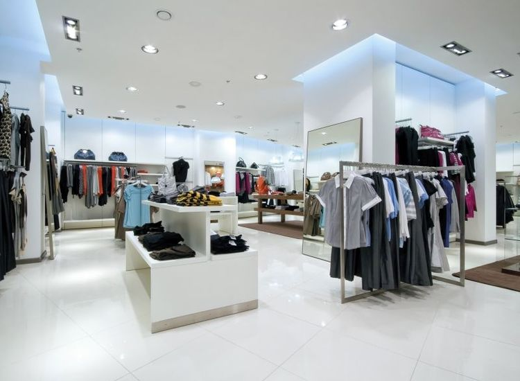 Optimal climate control for shops