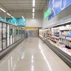 Heat recovery in supermarkets